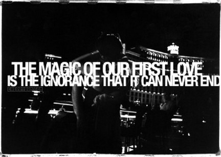 First love quotes on tumblr