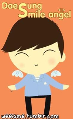"[FANART] Daesung"" Our Smile angel :)<br /><br /><br /><br /><br /> #wesupportdaesung"