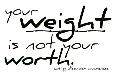 Positive Quotes For Eating Disorder Recovery