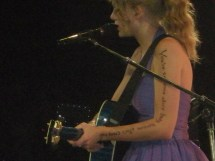Taylor Swift Arm Writing