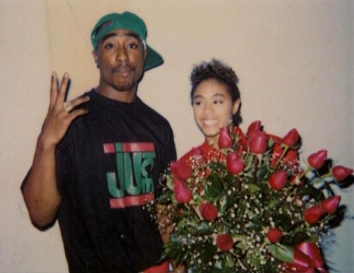 Image result for tupac and jada