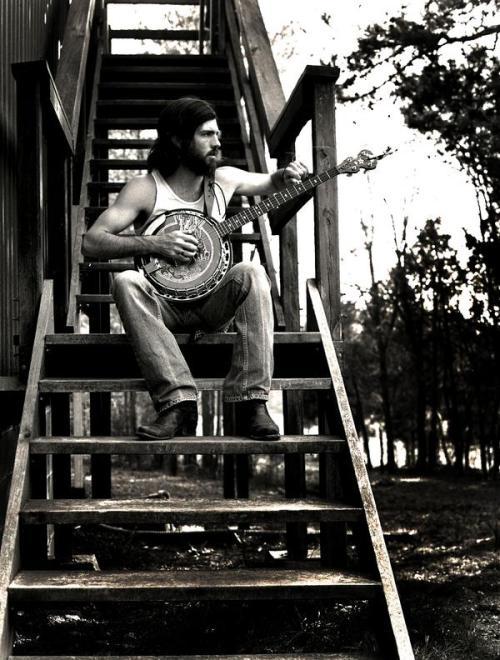 scott avett, the avett brothers, banjo playing, music