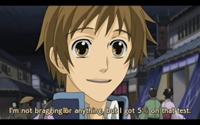 Image result for anime bragging