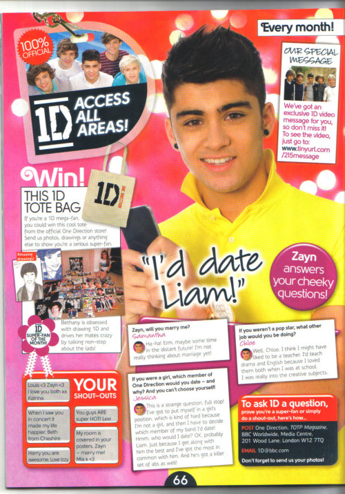 Scan from Top of the Pops