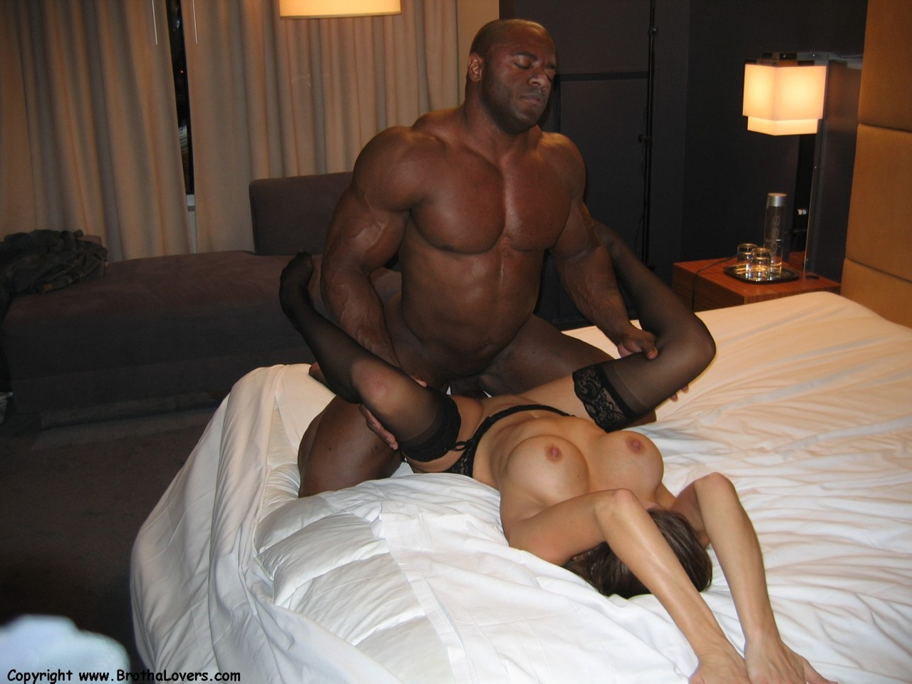 Step Son Fucks Black Step Mom