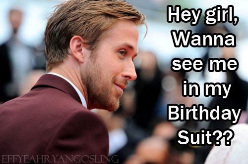 Ryan Gosling Stubborn Thoughts Page 2