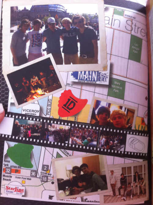up all night limited year book edition - page 17