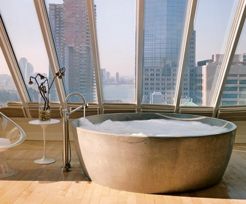 bath with a view <br /><br /><br />