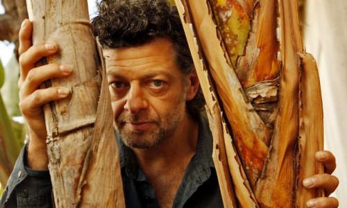 Andy Serkis Photo Shoot