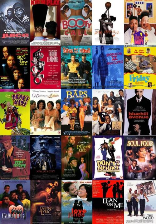 Discussion What are the best black films of all time