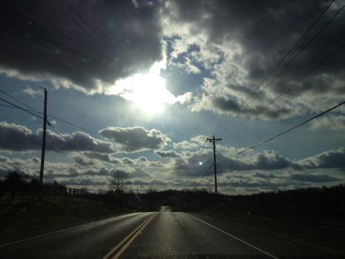 southern skies.