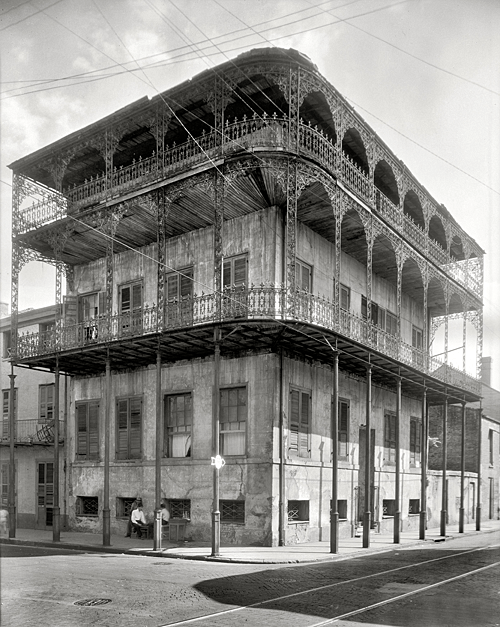 The Gardette - LaPrete House, New Orleans