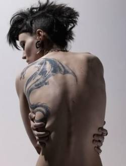 La Chica del Dragón Tatuado (2/5)