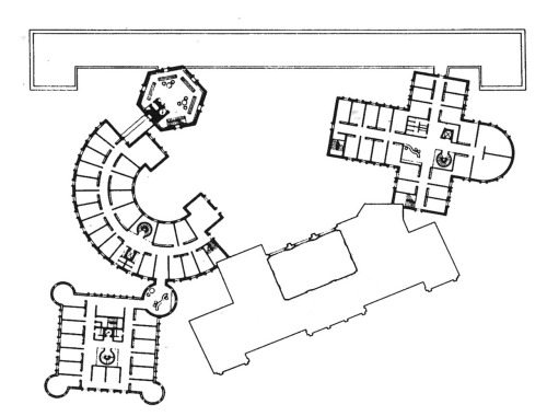 James Stirling Floor Plans