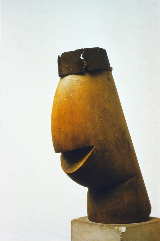 Brancusi, the Chief