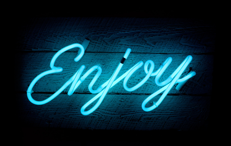 Neon Light Sign Quotes QuotesGram