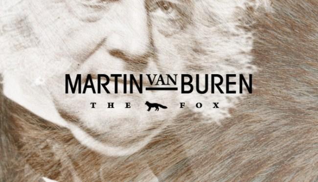 Eight President: Martin Van Buren (1782-1862)