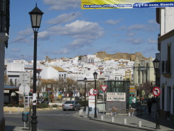 The town of Carmona