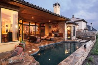 Home dream luxury rich Dream Home house dream house pool ...