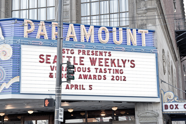 Seattle Weekly Voracious