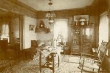 Early Victorian Interior Design