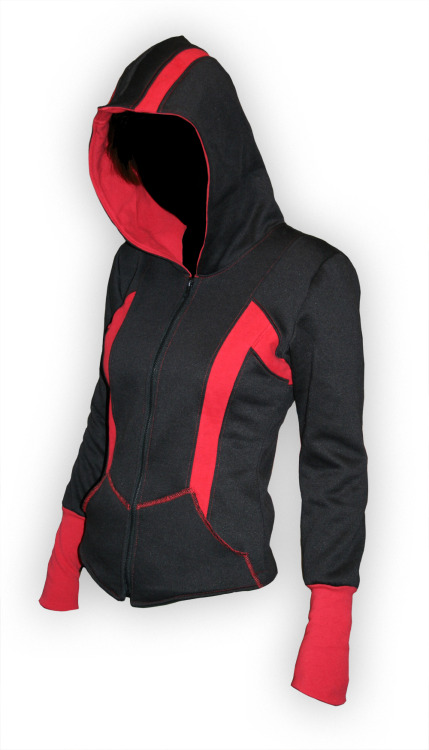 Women's Modern Assassin Sweatshirt Armor