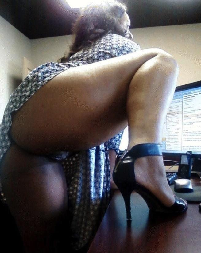 Public Panty Lines In#2