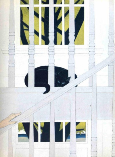 Will Barnet, Anticipation, 1980