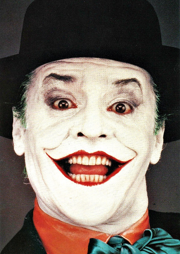 Image result for the joker nicholson