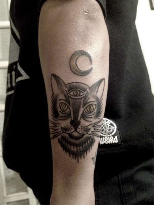 20 Tumblr Tattoos Guys With Cats Ideas And Designs