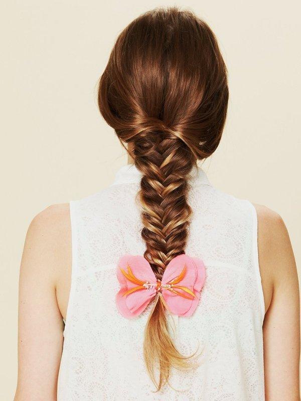 30 Fishtail Braided Hairstyles Tumblr Hairstyles Ideas Walk The