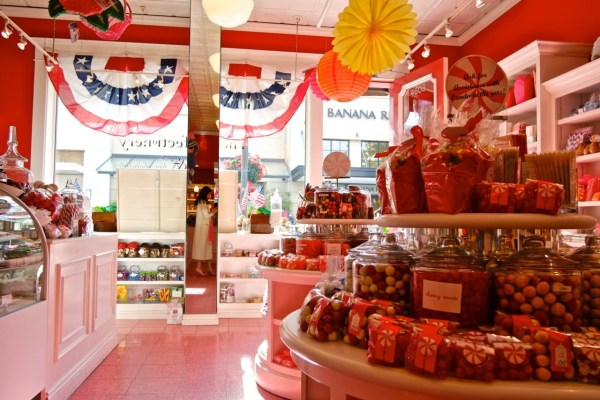 Lens Eyes American Candy Store