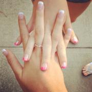 fake nail design