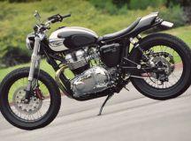Triumph Bonneville T100 Custom / Mule Motorcycles ...