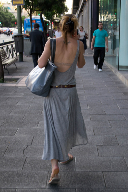 Summerdress Madrid Street Style