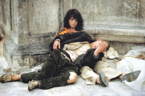 من فيلم Les Amants du Pont-Neuf