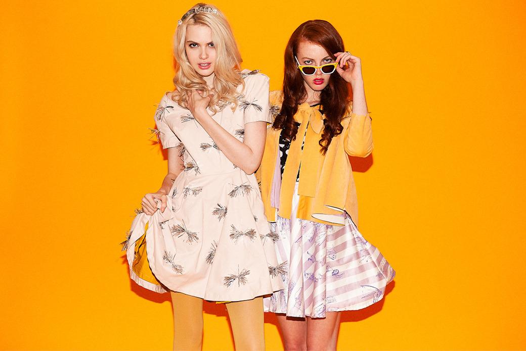 Candy, fashion editorial by Jesse Koska
