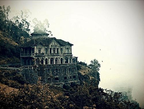 Hotel Salto del Tequendama _ Colombia (the haunted hotel)
