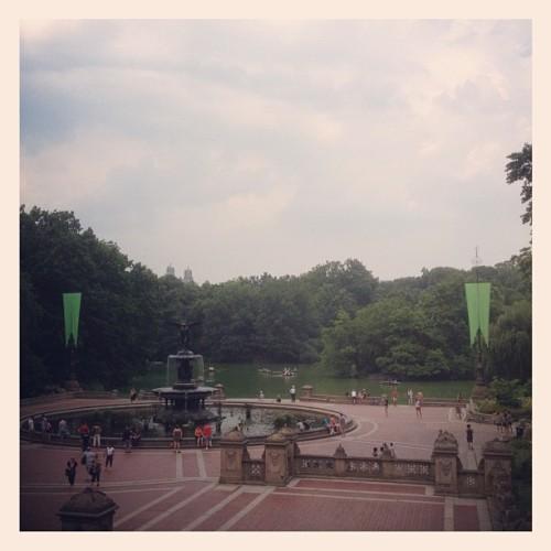 Central park (Taken with Instagram)