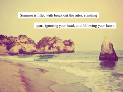 Inspirational Summer Quotes