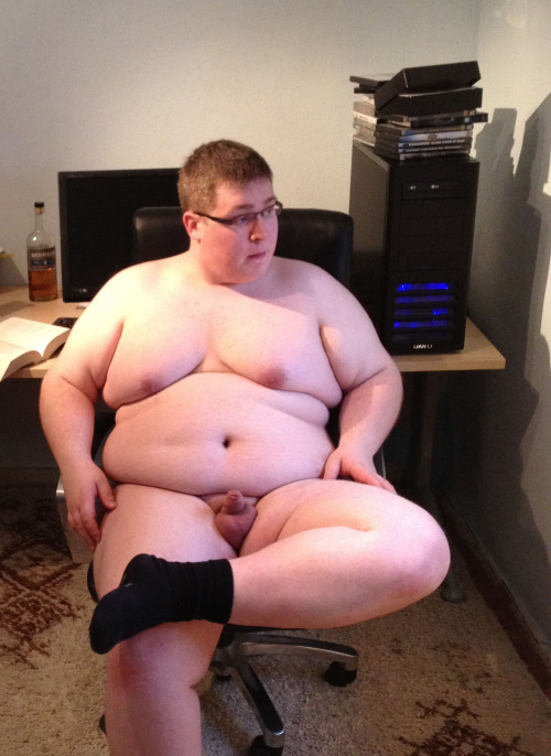 Chubby naked
