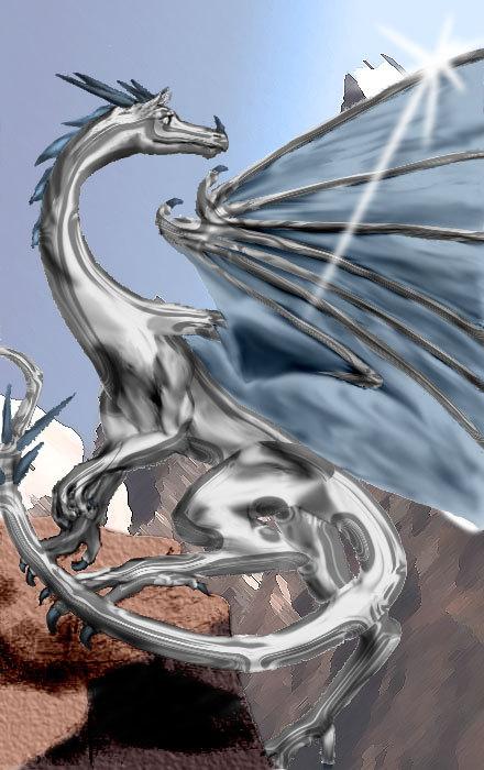 Silver Dragon On Tumblr