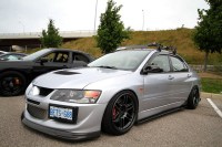 Automotive Dominance  EVO with a roof rack by JDM EG6 on ...