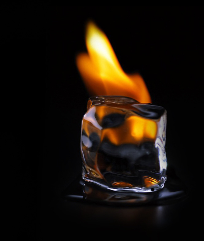 Firey Ice