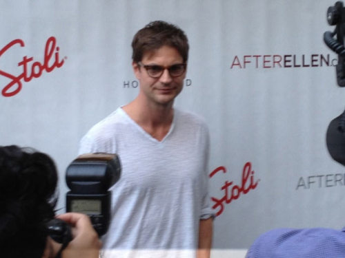 Queer As Folk fans, Gale Harold has arrived at the Hot 100 party!