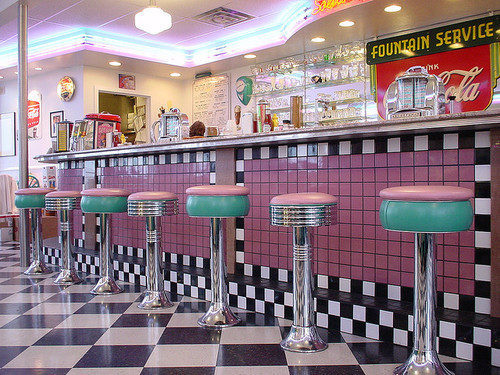 Image Result For American Diner Chairs