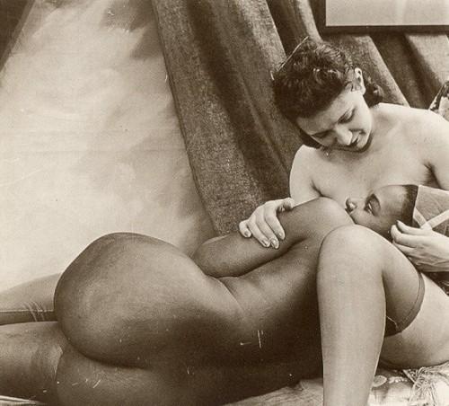La señorita Eustaquia solía ser muy complaciente con las esclavas de la hacienda.