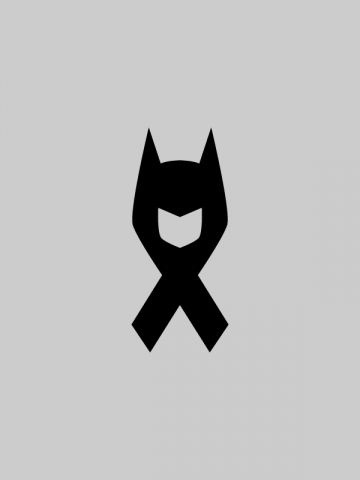 Batman Tragedy Ribbon