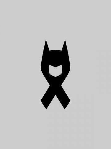 Batman Tragedy Ribbon