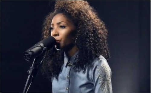 WYNTER GORDON 'TORN' LIVE ACOUSTIC COVER